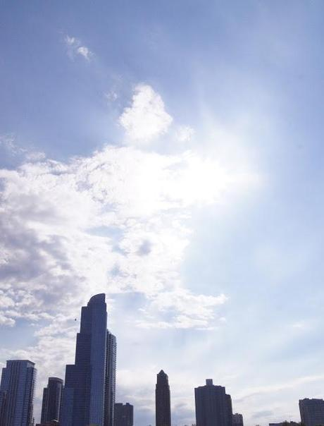 Chicago on my mind