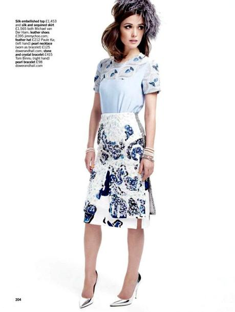 Rose Byrne by Coliena Rentmeester for Glamour UK March 2013 2
