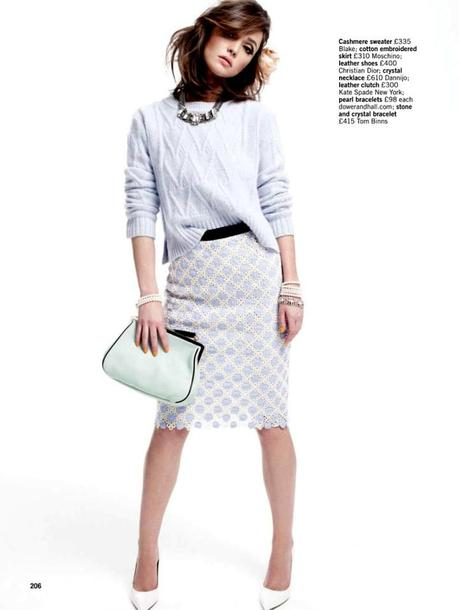 Rose Byrne by Coliena Rentmeester for Glamour UK March 2013 4