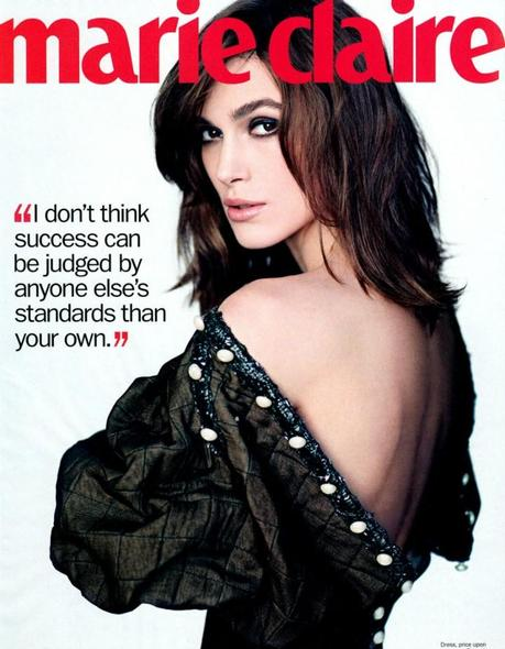 Cover- Keira Knightley by Nathaniel Goldberg for Marie Claire US March 2013 3