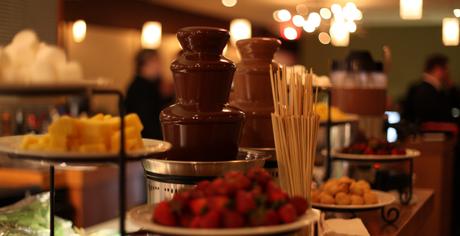Chocolate Fountains of Creativity