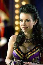 Kristina Anapau stars as the fairy Maurella in HBO's True Blood