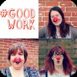 GoodWork 150px Digital Postcard Sent From TeamHonk #goodwork