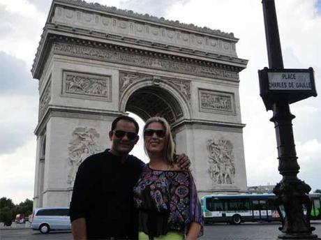 Mohammad Azharuddin and Shenon Mary Talwar