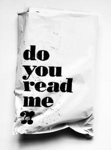 Do you read me?!