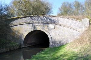 One of the Grand Union Canal's homicidal tunnels