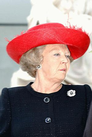 English: Queen Beatrix of the Netherlands.