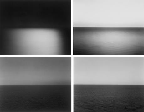 sugimoto photography, rothko paintings,