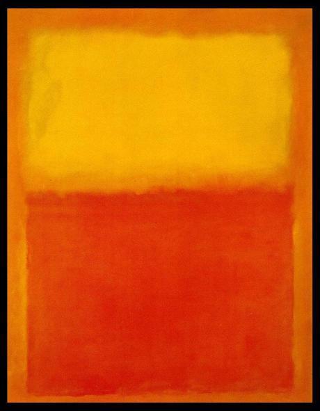 Mark Rothko, colorful rothko, rothko wild colors, rothko auction