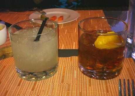 Cocktails at Southern Arts Atlanta