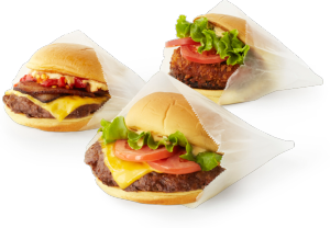 Fast and fabulous Shake Shack burgers