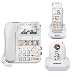 Communication System Supports Senior Safety