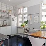 Artistic Clutter in a 550-Square-Foot Apartment by Johanna Laskey