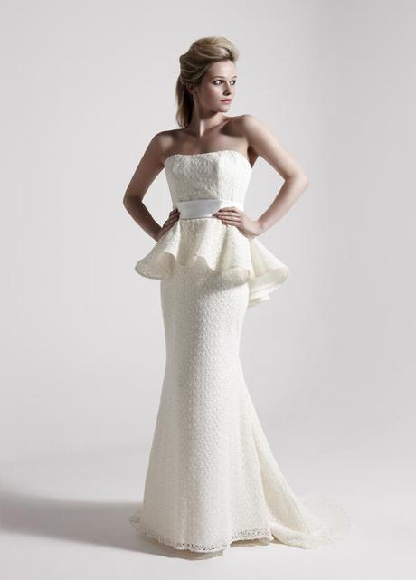 So Sassi wedding dresses by Sassi Holford