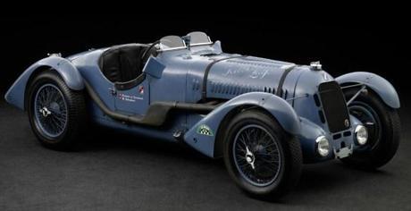 1936 Talbot-Lago T150C