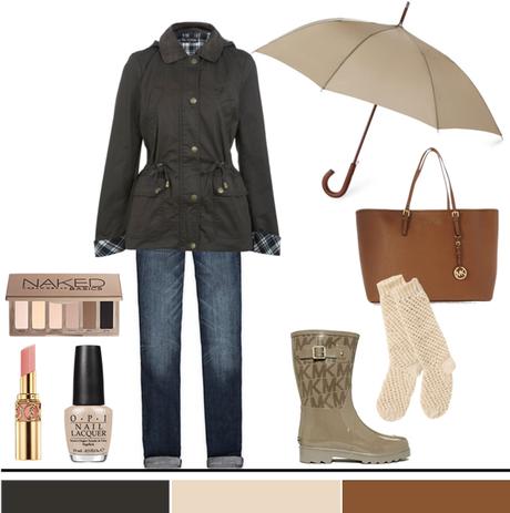Rainy Layers…