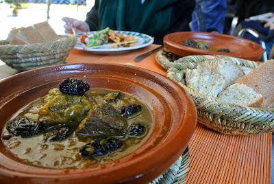 sweet & savory in marrakech