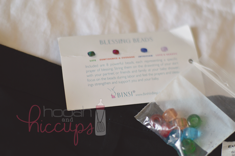 Binsi Birth Skirt {Review}