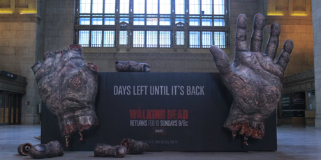 The Walking Dead Countdown - Season 3 Part 2