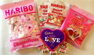 Valentines Day Sweets Competition
