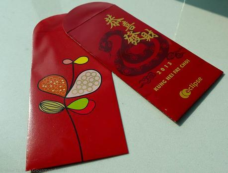Laisee Envelopes for CNY
