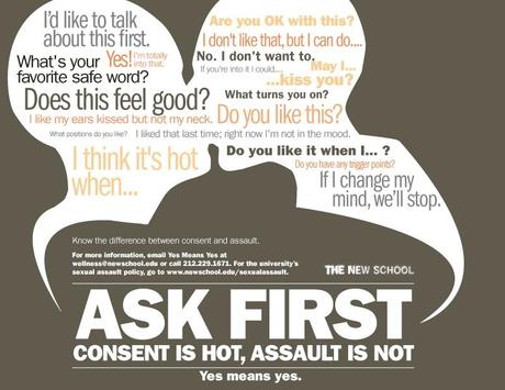 Ask first. Consent is hot, assault is not.