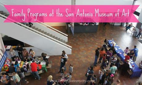 Four Awesome Family and Children's Programs at SAMA