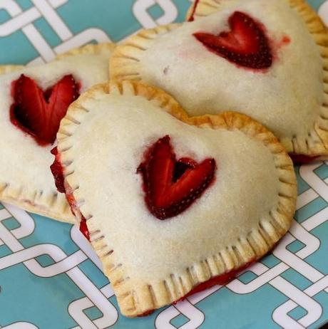 Heart-Shaped Food Fun for V-Day
