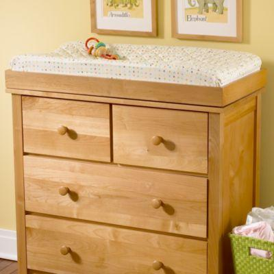 Do I Really Need a Changing Table in my Child's Nursery?