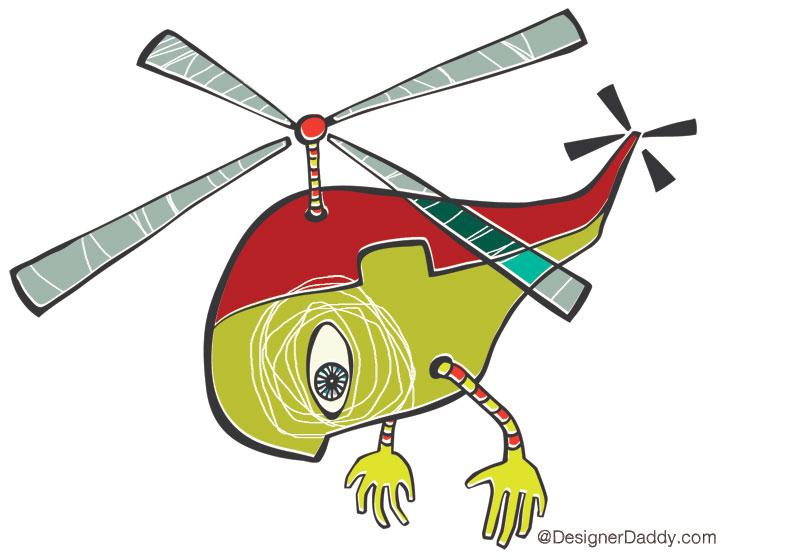 Am I a Helicopter Parent?