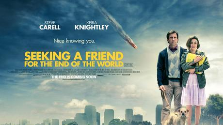 Seeking a friend for the end of the world - Steve Carell - Kiera Knightley