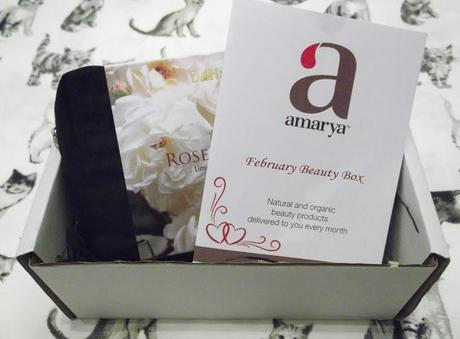 Amarya Beauty Box | February 2013