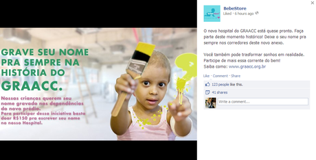 Brazilian E-commerce: Optimize Your Facebook Posts Like Bebê Store