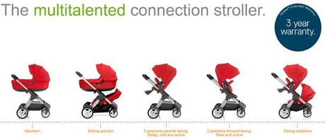 Stokke Crusi : HAPPY BABIES - HAPPY PARENTS