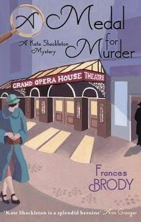 Review:  A Medal for Murder by Frances Brody