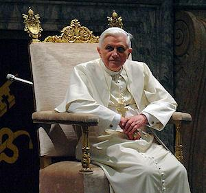 Pope Benedict To Resign At The End Of The Month