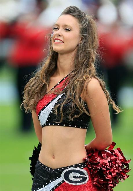 With Georgia cheerleaders gone wild can recommend