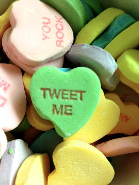 cute candy hearts