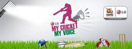LG My Cricket My Voice