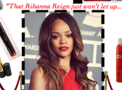 Rihanna's 2013 Grammy Makeup Look