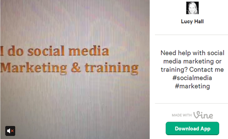 5 Ways Marketers Can Use Twitter's Vine App to Drive Social Media ROI