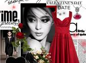 Romantic Valentine's Fashion Style