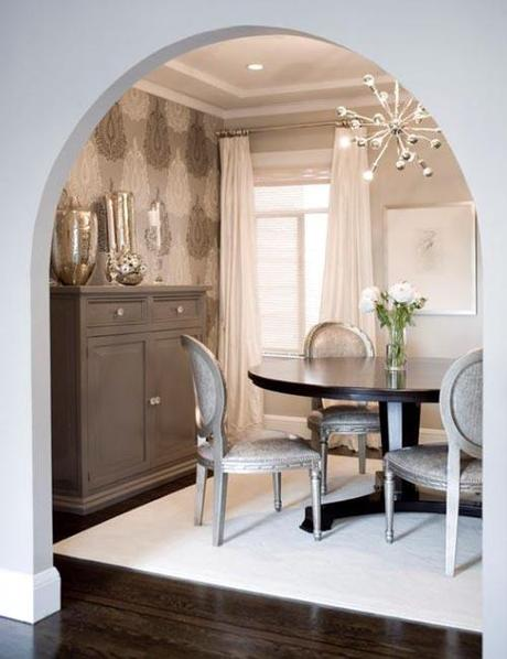 Decorating French Style with Louis XVI Chairs - Paperblog