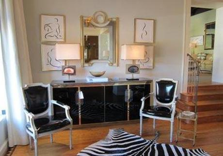 decor louis xvi chair3 Decorating French Style with Louis XVI Chairs HomeSpirations