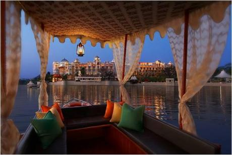 Honeymoon in Udaipur (Photo: Aditi Chopra)