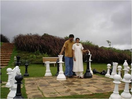 Honeymoon in Coorg