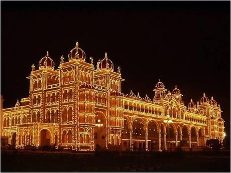 Mysore Palace (Photo: Sowmyalakshmi Rajesh)