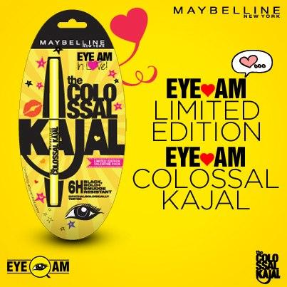 Maybelline Colossal Kajal Limited Edition