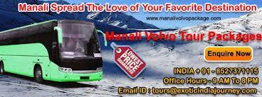 Manali Volvo Package to enjoy getting out and watching the local life