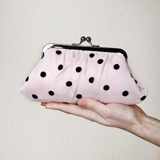 inspiration board | polka dots